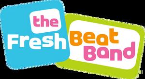 The Fresh Beat Band Logo