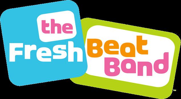 File:The Fresh Beat Band Logo.png
