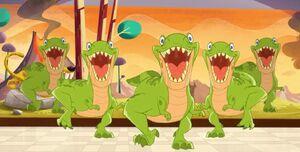 FBBOS Tyrannosaurus rex
