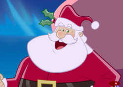 The Fresh Beat Band of Spies - Santa Claus