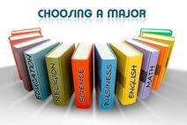 Choosing major