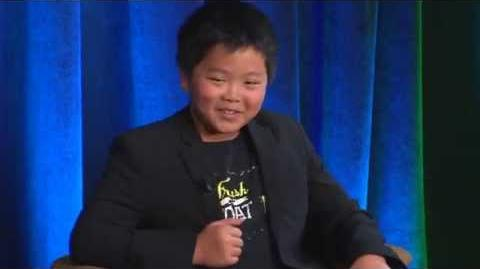 "Hudson Yang ""Fresh Off the Boat"" Talks at Google"