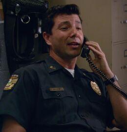 Officer George Bryson