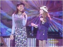Gina and Jessica