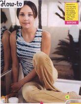 Amanda Byrnes 2003