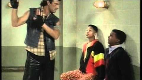 Fresh Prince - Will & Carlton Go To Jail HD