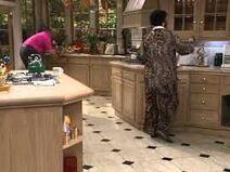 Fresh Prince Season 2 - 5 Kitchen