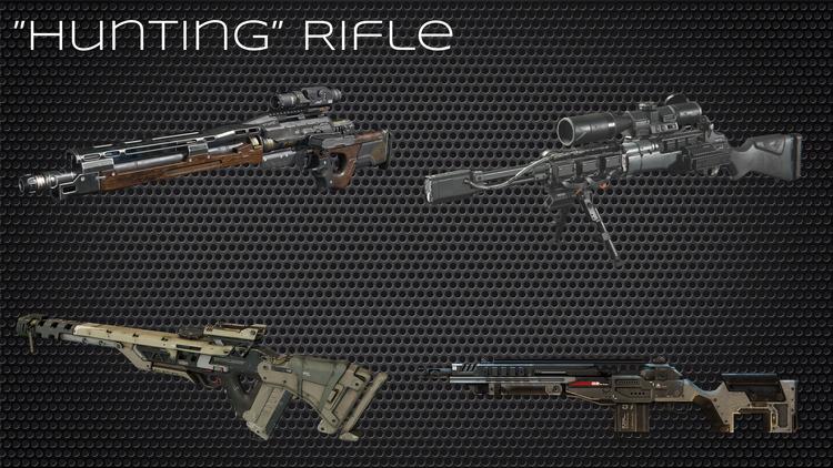HuntingRifles