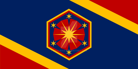 Sci fi league of seven suns flag by leovinas-d9y65xq