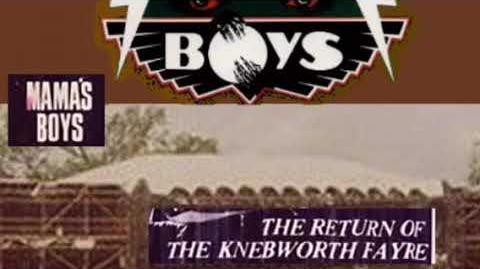 Mama's Boys - Knebworth 1985 Audio - Radio 1