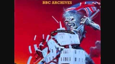 Iron Maiden - Sanctuary BBC Radio 1 Friday Rock Show '79