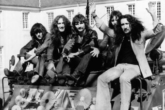 Uriah Heep Friday Rock Show Wiki Fandom