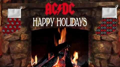 AC DC - Mistress For Christmas - Happy Holidays
