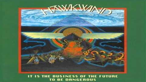HAWKWIND 13 Gimme Shelter Single Version With Samantha Fox