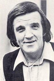 Alan freeman smiling