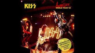 KISS Live at Gaumont Hall, Ipswich, England 11.10.1984