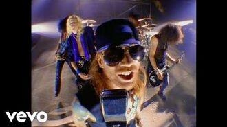Guns N' Roses - Garden Of Eden (Without Paper Version)