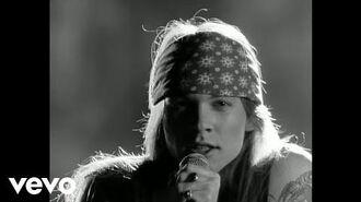 Guns N' Roses - Sweet Child O' Mine (Official Music Video)