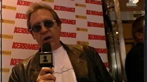 The 1999 kerrang awards Pt1