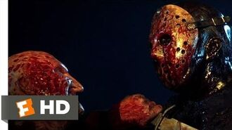 Freddy vs. Jason (9 10) Movie CLIP - Go to Hell! (2003) HD