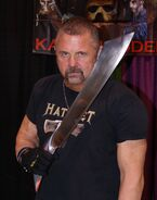 Kane Hodder at ScareFest 2014 - 2