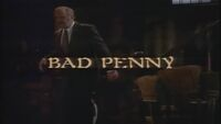 Bad Penny title card