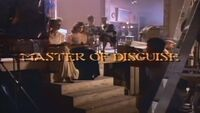 Master of Disguise title card