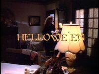 Hellowe'en title card