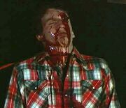 Bill (Friday the 13th) death