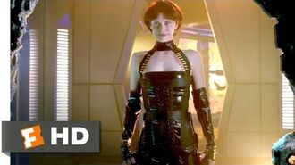 Jason X (2001) - Jason vs. Warrior Woman Android Scene (8 10) Movieclips