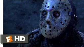 Freddy vs. Jason (8 10) Movie CLIP - Construction Site Fight (2003) HD