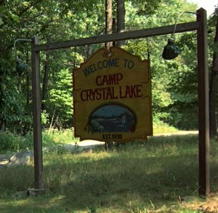Crystal Lake Florida Map.Camp Crystal Lake Friday The 13th Wiki Fandom Powered By Wikia