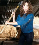 Dana Kimmell as Chris Higgins in Friday the 13th