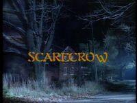 Scarecrow title card