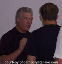 Steve dash and warrington gillette argueing