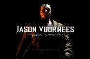 Jason Voorhees kombat pack
