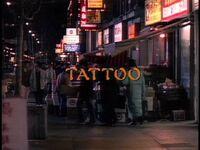 Tattoo title card