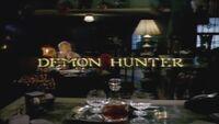 Demon Hunter title card