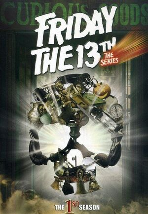Friday the 13th The Series - Season 1