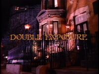Double Exposure title card