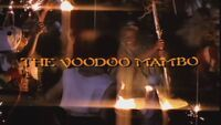 The Voodoo Mambo title card