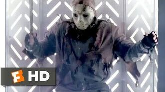 Jason X (2001) - A Frozen Friday Scene (2 10) Movieclips