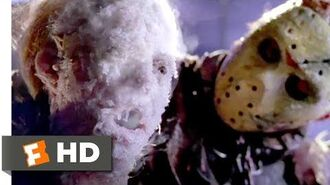 Jason X (2001) - Face Freeze Death Scene (3 10) Movieclips