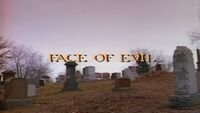 Face of Evil title card