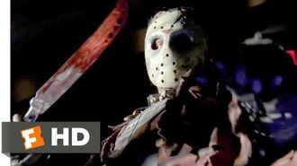 Jason X (2001) - Space Marines vs. Jason Scene (5 10) Movieclips