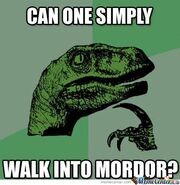 Can-One-Simply-Walk-Into-Mordor o 138810