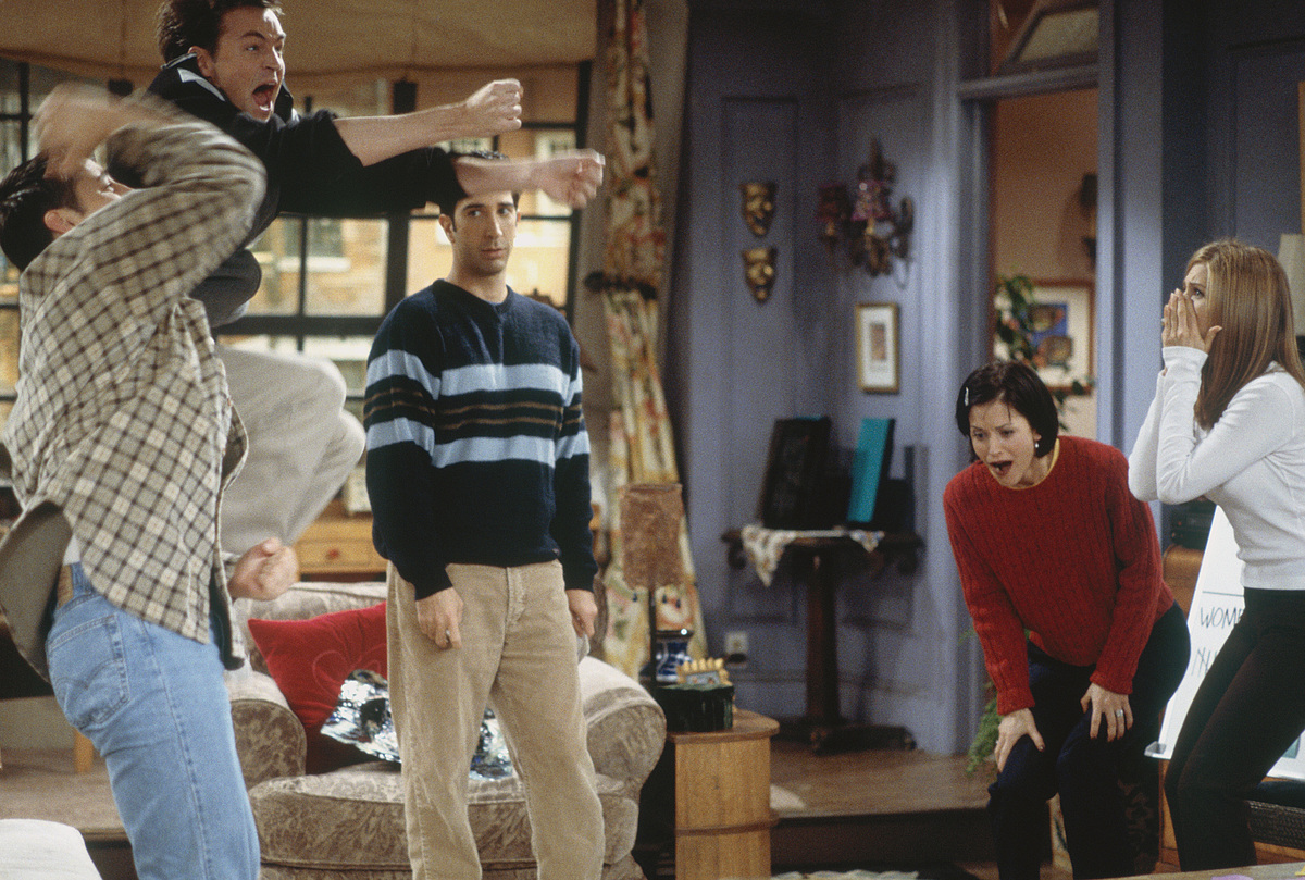 The Contest | Friends Central | FANDOM powered by Wikia