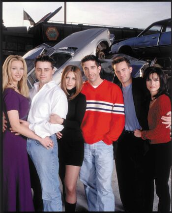 watch Friends season 3 online