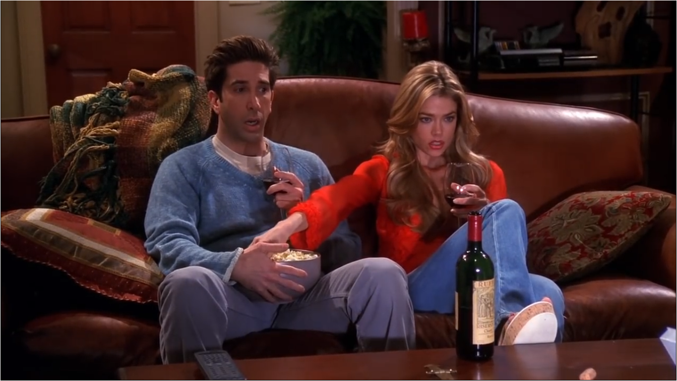 The One With Ross And Monicas Cousin Friends Central Fandom