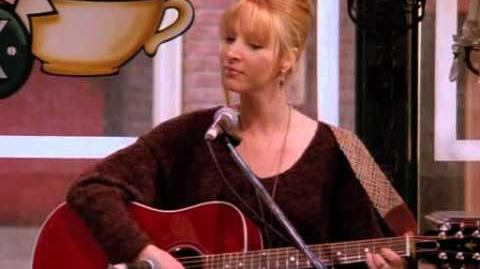 All friends sing Smelly Cat